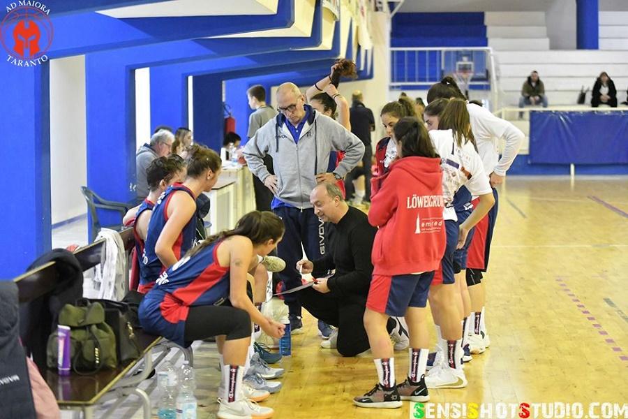 """AdMaiora Lowengrube, Vernaglione: """"Battipaglia? Devono vincere"""""""