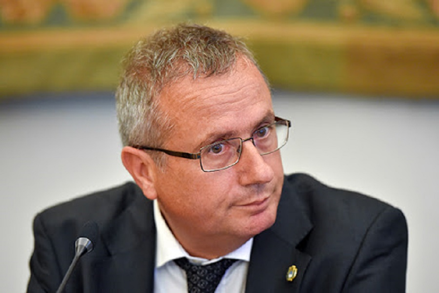 Dario Vassallo a Taranto