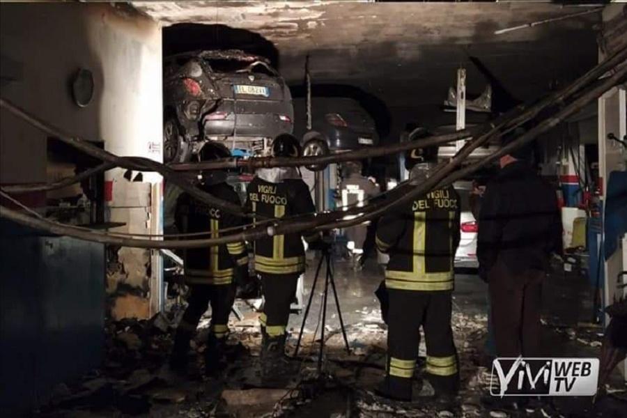 """Bomba in un'officina di Castellaneta, Gugliotti: """"Solidarietà alle vittime"""""""