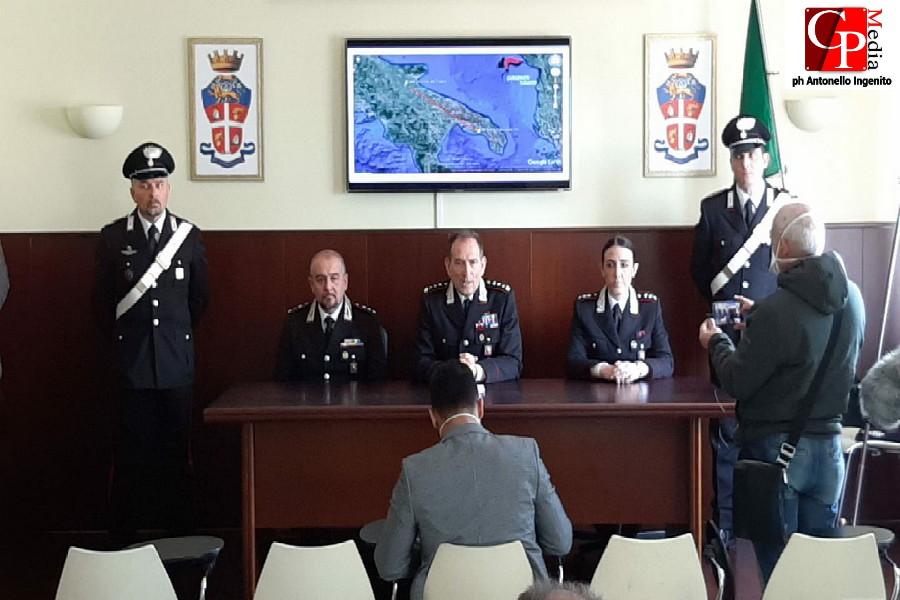 Manduria, catturati due fuggitivi dal carcere di Foggia