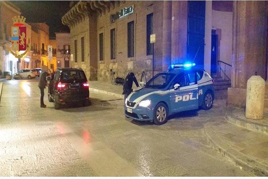Taranto, coronavirus: prosegue attività di controllo della Polizia di Stato