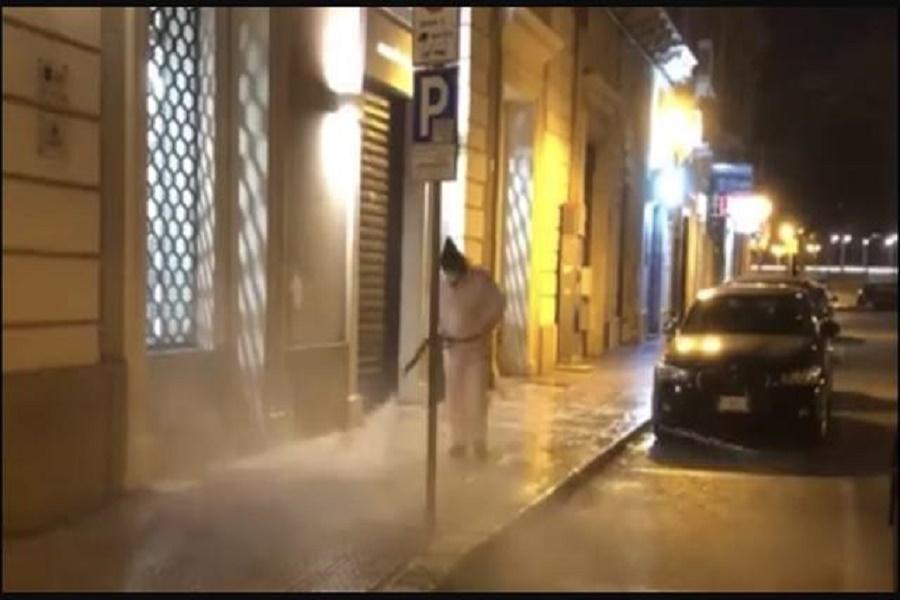 """Coronavirus, Vianello (M5S): """"Ipoclorito di sodio per pulizia strade è dannoso per ambiente e salute"""""""