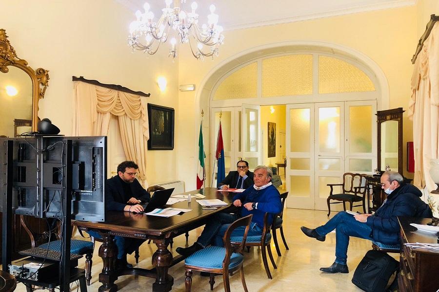 Cis Taranto, primo incontro del tavolo istituzionale