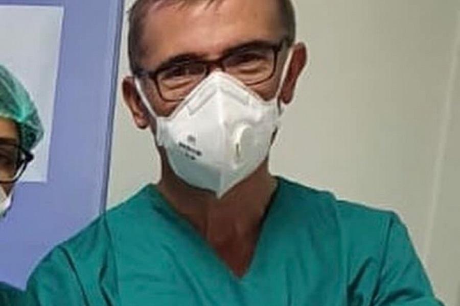 Coronavirus, la testimonianza del dottor Soloperto, pneumologo del Moscati