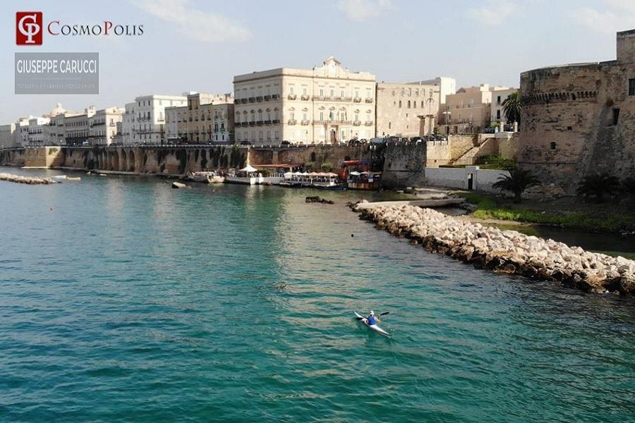 Taranto, protocollo di intesa tra Comune e Jonian Dolphin