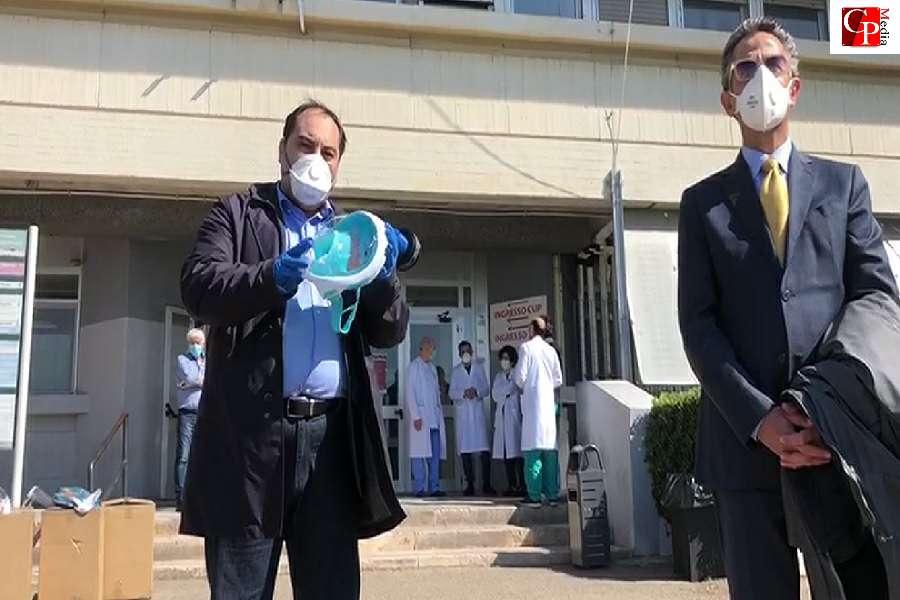 """Melucci e Rossi: """"Non è uno scherzo, di Coronavirus si muore. Restate a casa"""""""