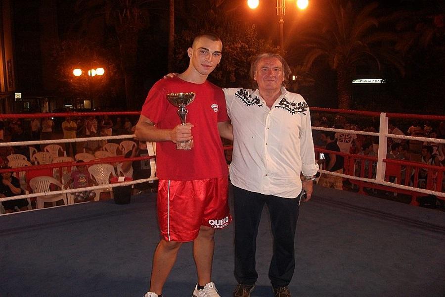 La boxe tarantina piange Giovanni Laneve