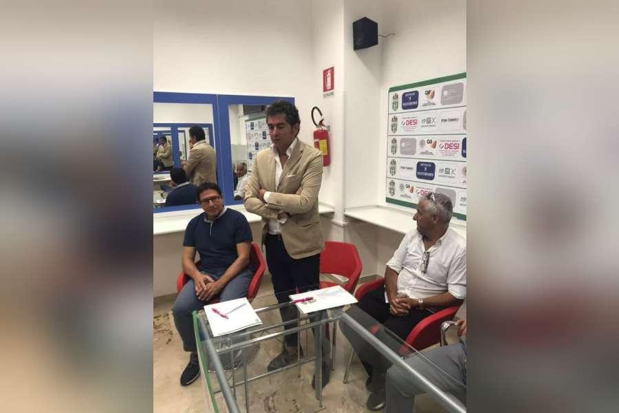 """Talsano Taranto, Pellegrini: """"Orgoglioso del gruppo di uomini a disposizione"""""""