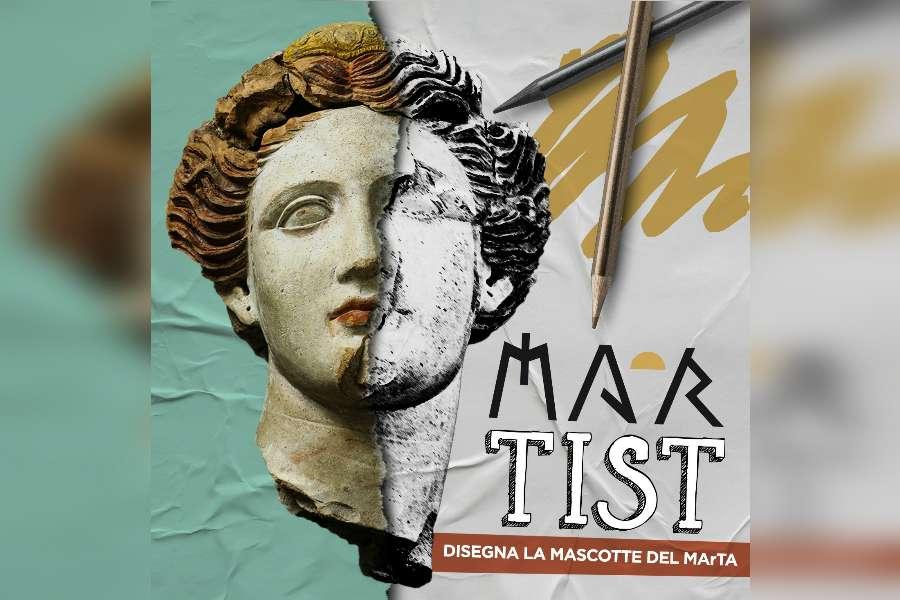 Il MArTA lancia un concorso per disegnare la mascotte del Museo