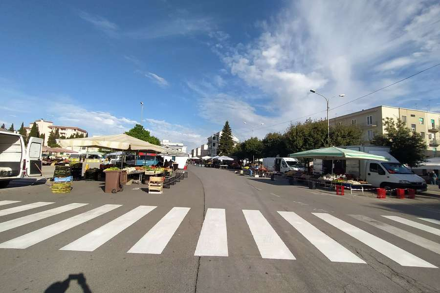 Martina Franca: mercato del mercoledì, i ringraziamenti del sindaco