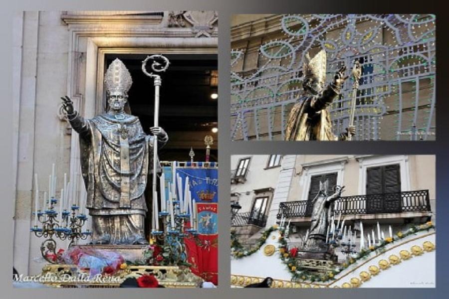La festa di San Cataldo va in differita sui canali social