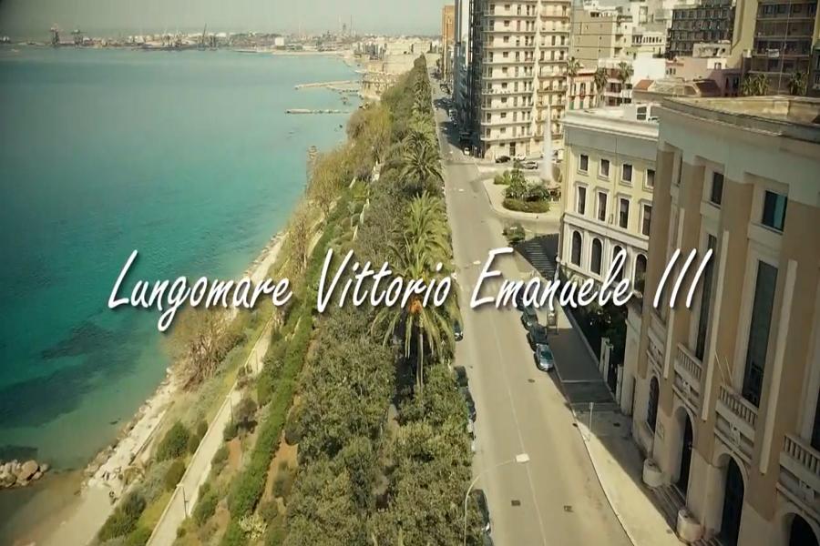 #meravigliosaTaranto: alla scoperta del Lungomare Vittorio Emanuele III