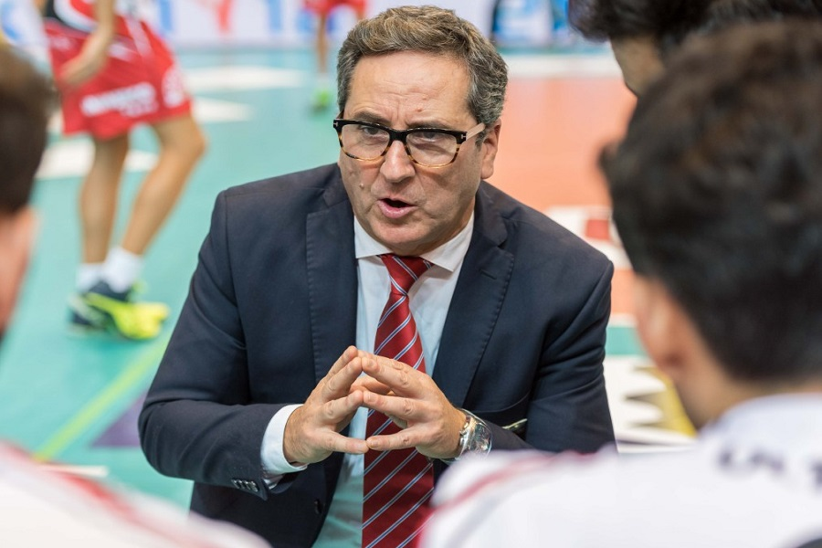 Prisma Taranto Volley, l'allenatore sarà Vincenzo Di Pinto