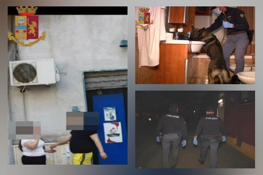 """Operazione """"Brothers"""": smantellato market della droga nel rione """"Tamburi"""""""
