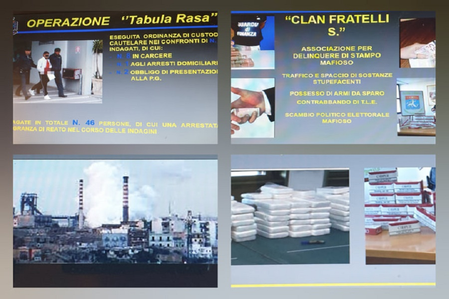 "Taranto GdF, Operazione ""Tabula Rasa"": 11 indagati"