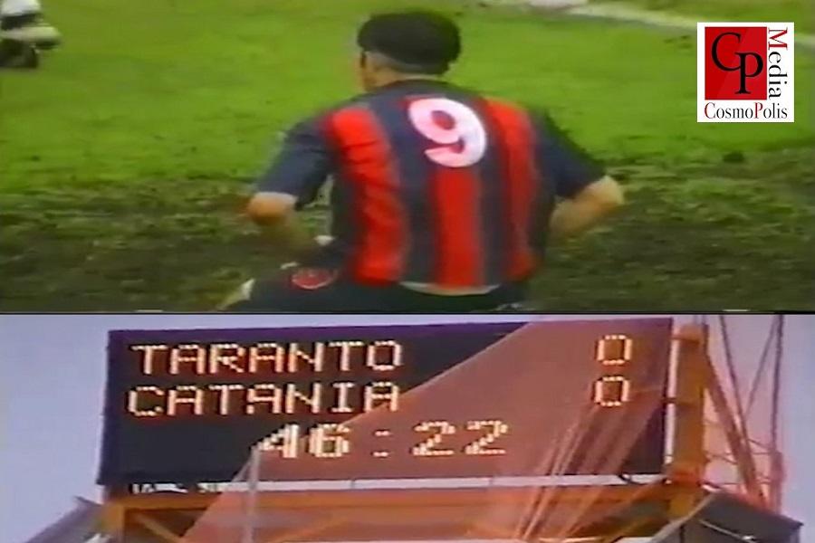 Taranto - Catania, dov'è la verità?
