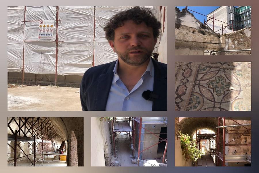 Cantiere MudIT: presto il Museo degli Illustri Tarantini