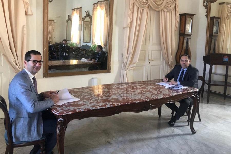 Comune di Taranto, si rinsalda la collaborazione con il Politecnico di Bari