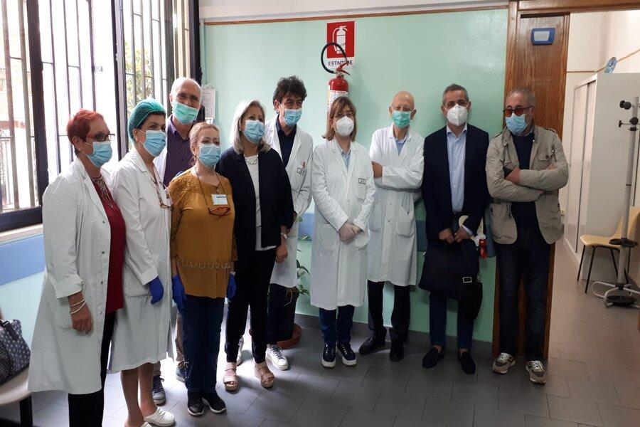 Taranto, al via le attività del Poliambulatorio Pneumologico