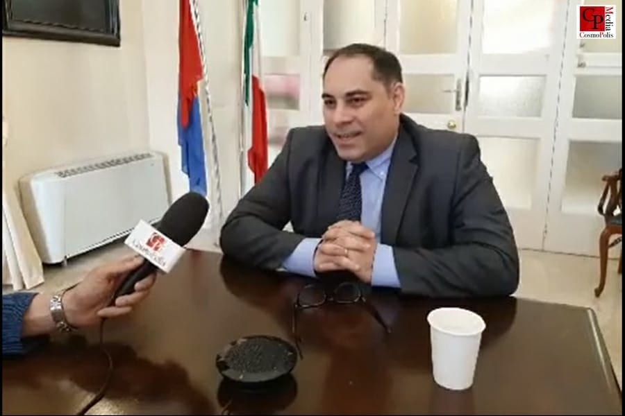 """Giochi del Mediterraneo, Melucci:"""" Accelerare sulle risorse finanziarie"""""""