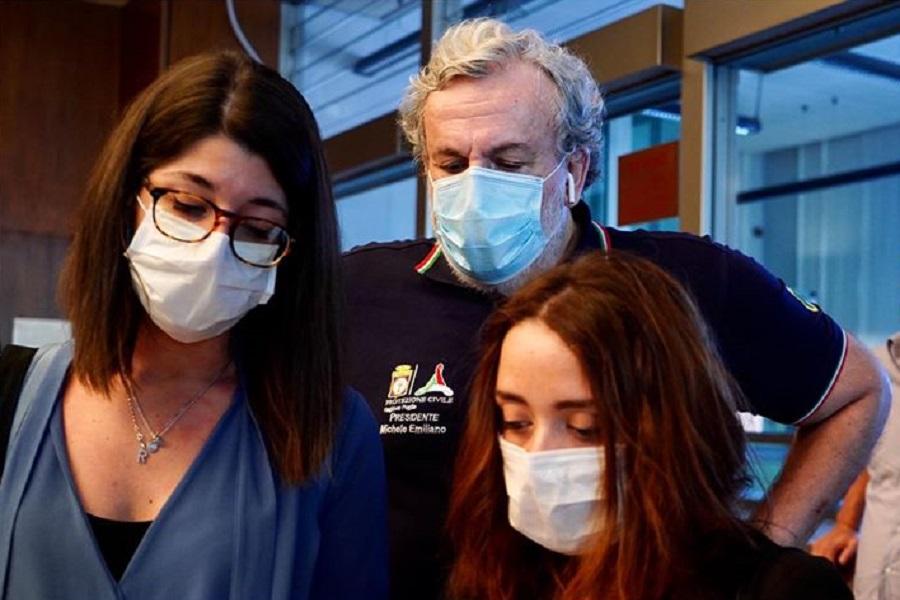 Taranto, visita alla nuova sede della facoltà di medicina