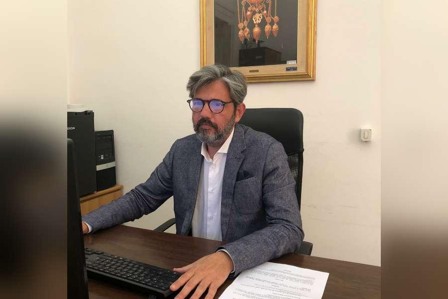 Taranto, le priorità del neo assessore Fabrizio Manzulli