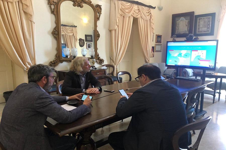 Taranto Capitale della Cultura 2022, al via i lavori