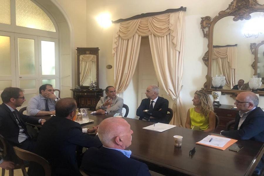 """Università di Taranto, Melucci: """"Spediti verso l'autonomia"""""""