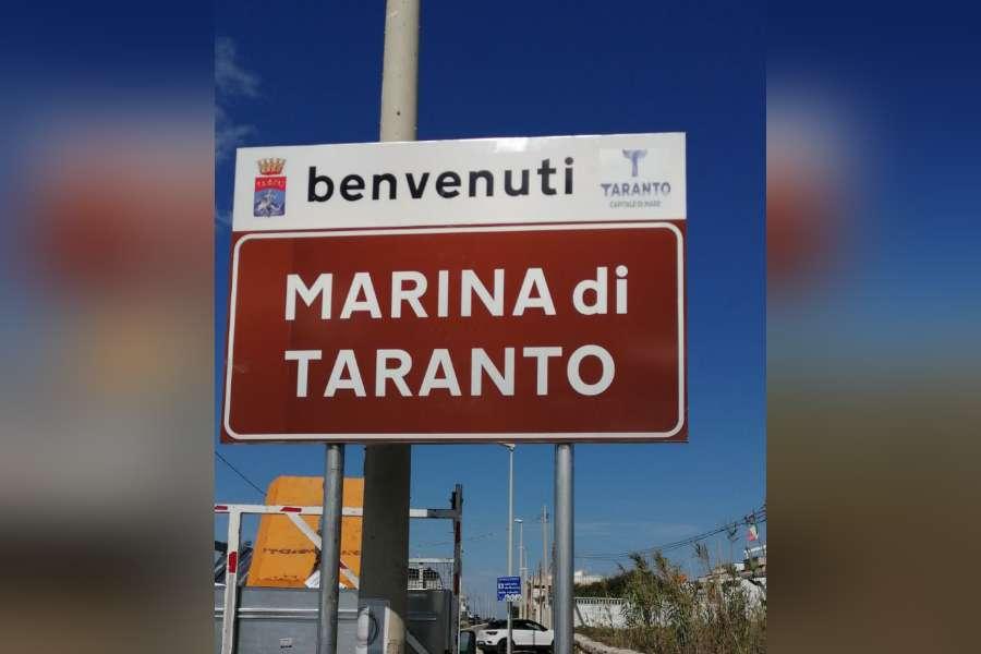 """""""Kyma Ambiente – Amiu"""" potenzia il servizio nella Marina di Taranto"""
