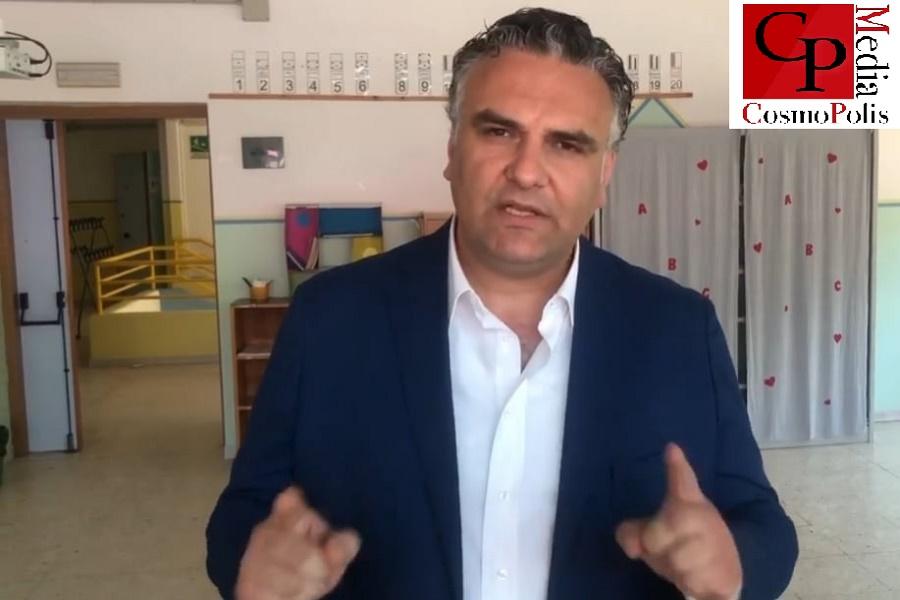 """Palagiano, Lasigna: """"Denunciato autore video alla scuola"""""""