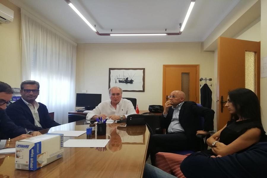 """""""Kyma Servizi-Infrataras"""", insediato il Cda"""