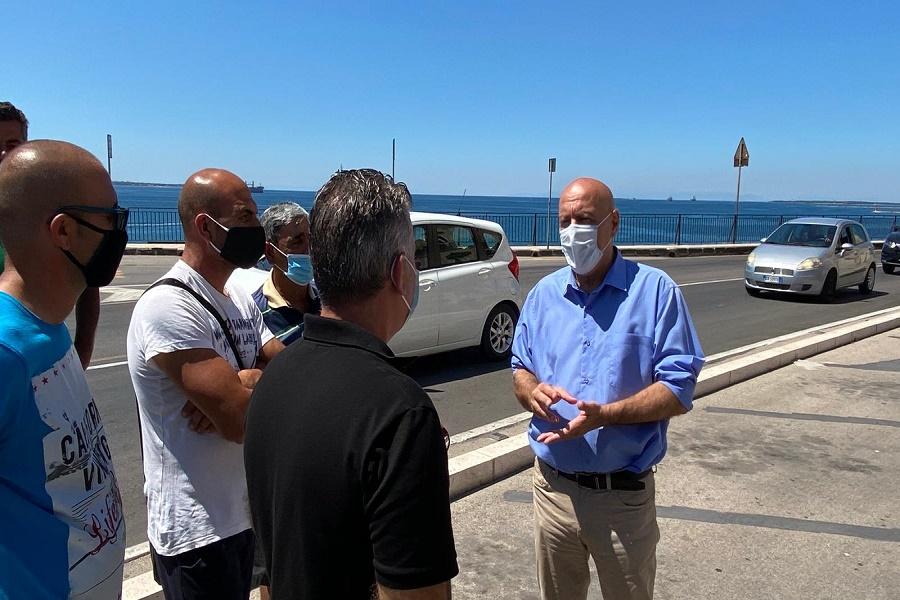 Cozze straniere in Mar Piccolo, ordinanza e Piano delle Coste