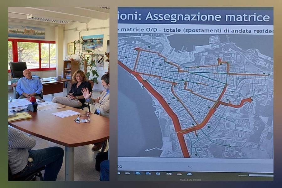 Taranto, mobilità sostenibile: studio sui percorsi casa-scuola e casa-lavoro