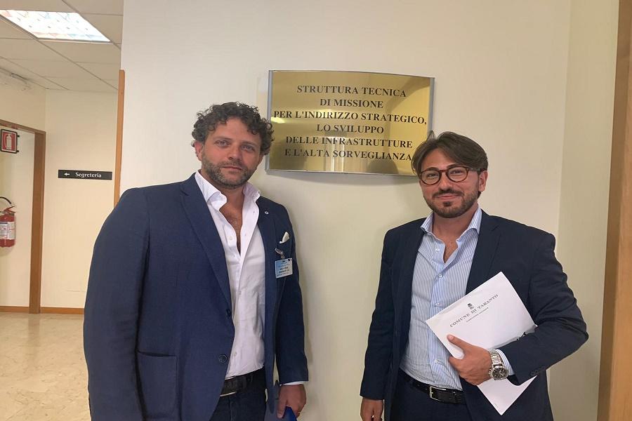Taranto, BRT e bus ibridi, incontro a Roma per risorse DL Rilancio