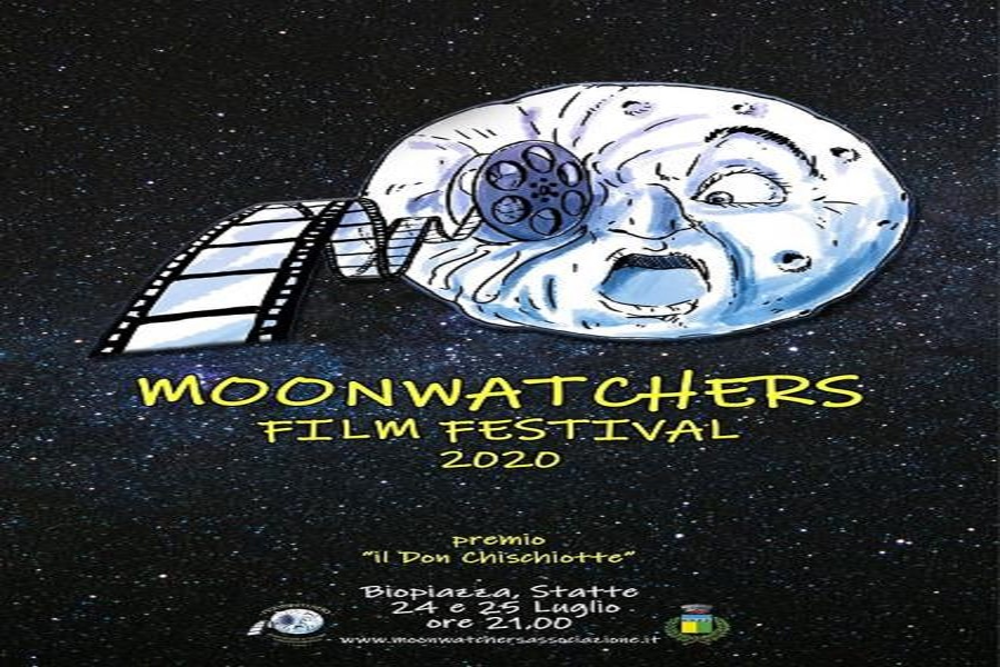 "Statte, questa sera il ""Moonwatchers Film Festival"""