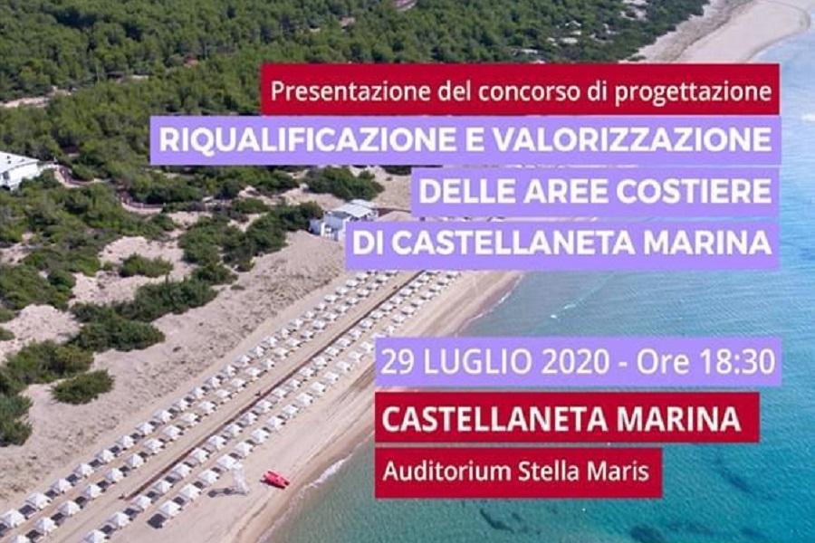 Riqualificazione coste Castellaneta, oggi presentazione del concorso