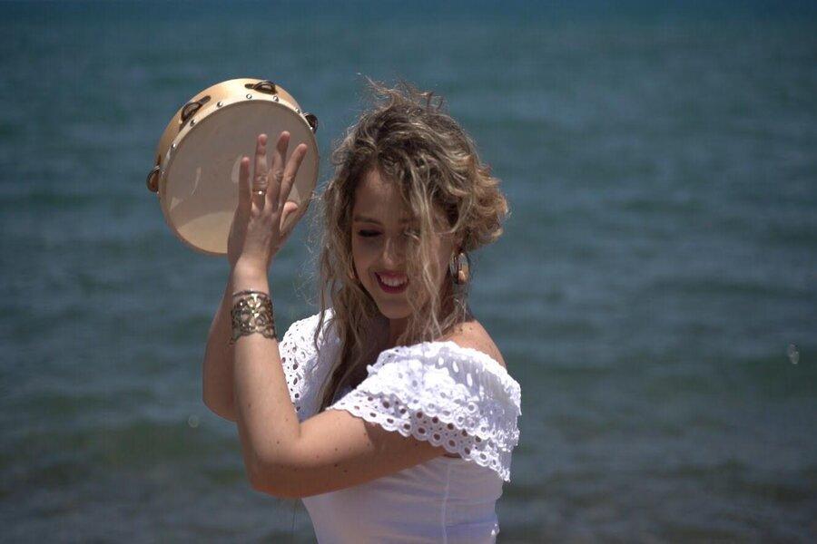 """Arriva """"Sud"""", il primo singolo di Monica De Serio"""
