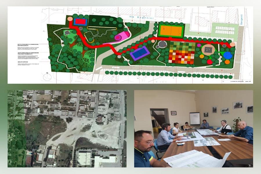 Statte (TA): al via il progetto del Parco delle Sorgenti