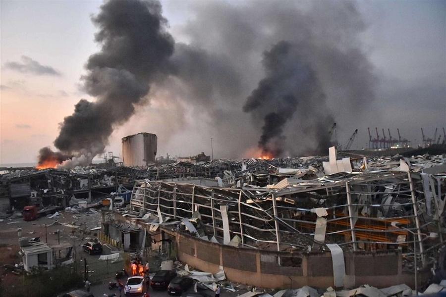Esplosione a Beirut, tra i feriti un pugliese