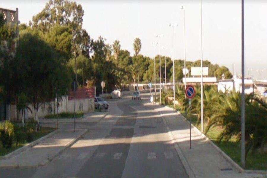Taranto, nuova viabilità su viale del Tramonto
