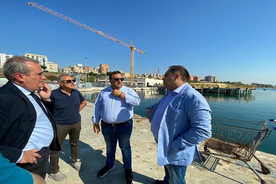 """Mercato ittico, Melucci: """"Sì al rilancio, ma operatori facciano il loro"""""""