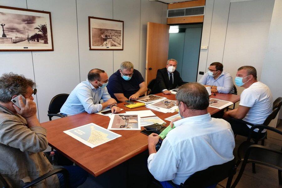 Raccolta differenziata in Città Vecchia e Borgo, incontro con i commercianti