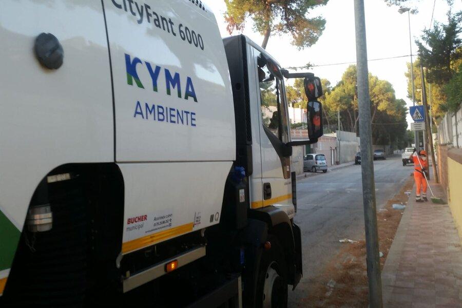Taranto, Kyma Ambiente ottiene la certificazione di qualità
