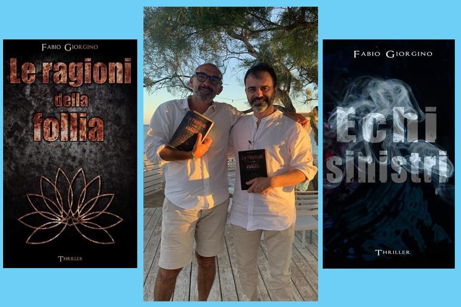 """Cultura, presentato il romanzo di Fabio Giorgino """"Le ragioni della follia"""""""