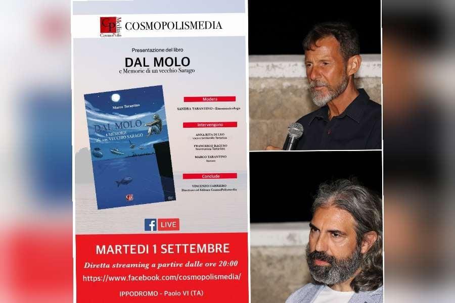 Marco Tarantino e CosmoPolis: quest'oggi all'Ippodromo Paolo VI
