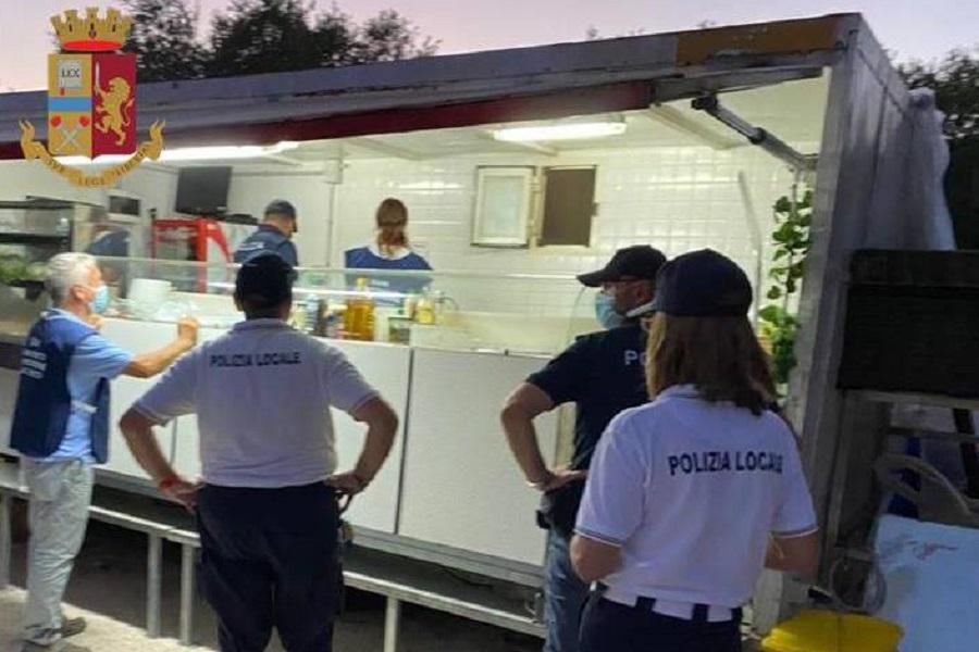 Malaristorazione: sanzionati due titolari a Manduria e S. Pietro in Bevagna