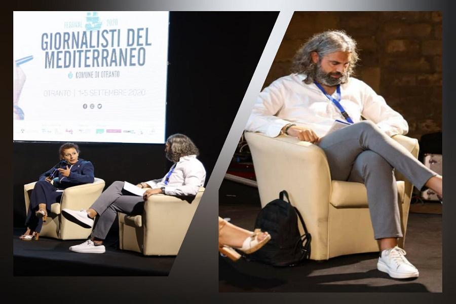 CosmoPolis e il Festival giornalisti del Mediterraneo: successo di pubblico