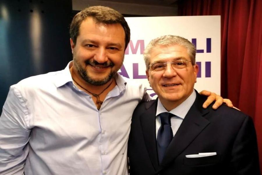 Tour di Salvini a Taranto e provincia
