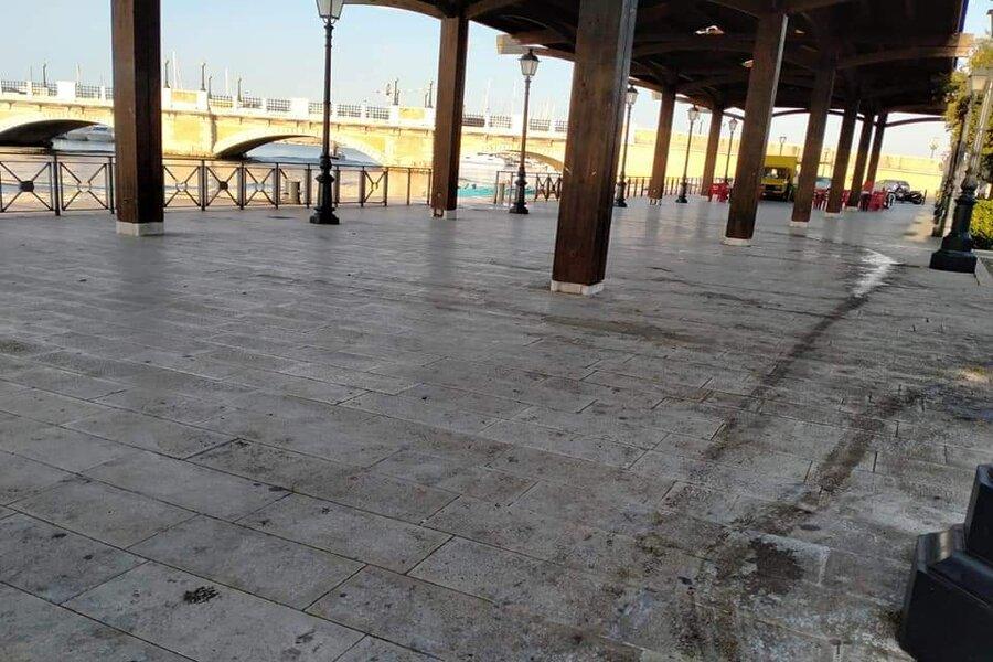 Taranto, nuovi interventi di igienizzazione e sanificazione di strade e piazze