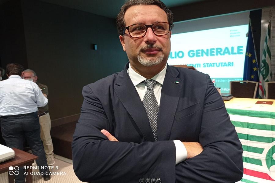 Castellucci nuovo segretario Cisl Puglia